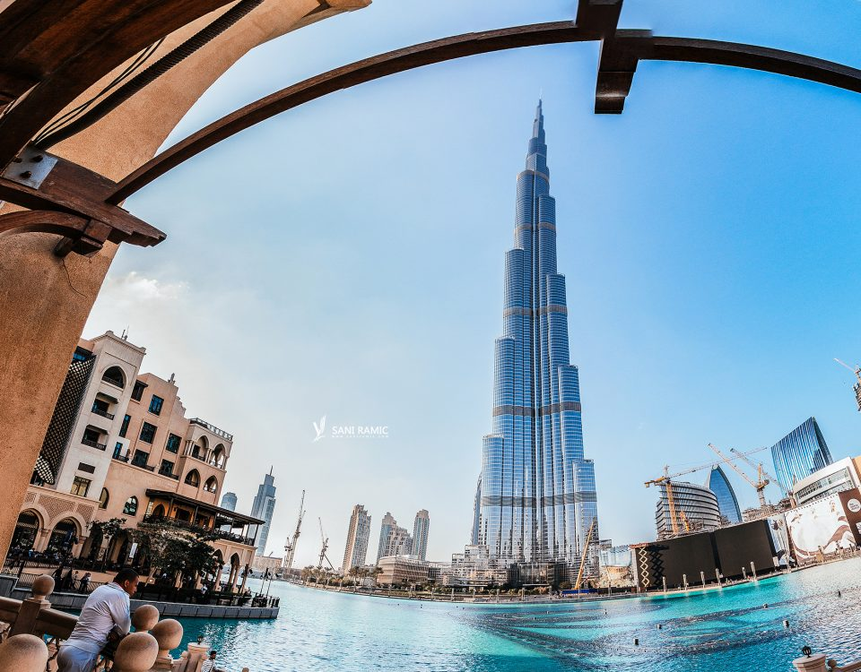 Burj Khalifa, Dubai Fountain & Mall